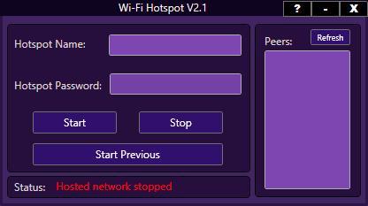 Wi-Fi Hostspot